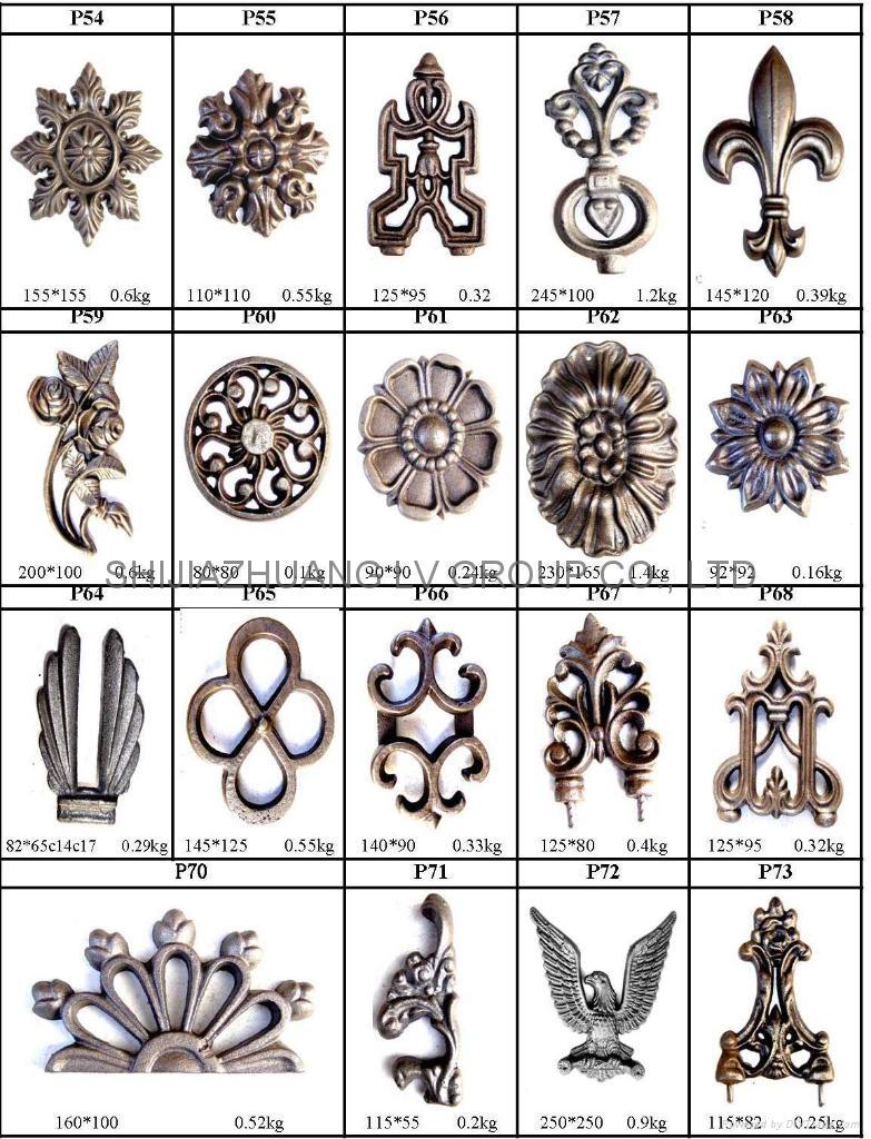 Cast Iron Ornament Fushi China Manufacturer Products