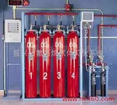 廣州番禺振興高壓二氧化碳滅火系統ZE45