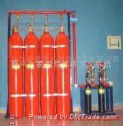 廣州番禺振興消防混合氣體IG541滅火系統ZH80