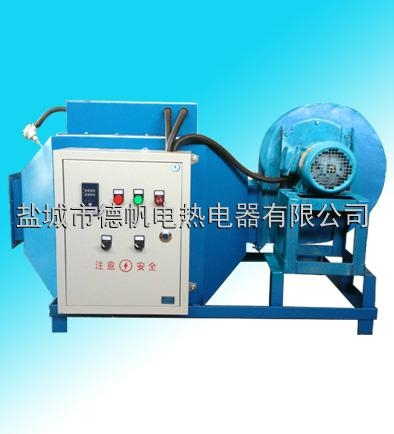 风道式电加热器 4