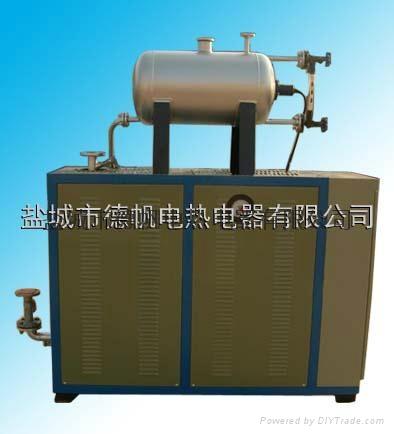 导热油电加热器 4