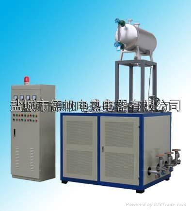 导热油电加热器 5
