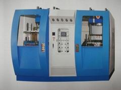 3RT Front Top Mold-Open Hydraulic Vacuum Molding Machine300TON