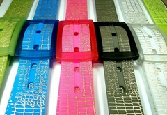silicon belt