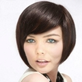 human hair wigs, synthetic hair wigs 3