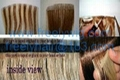hair extensions,skin weft,pu hair