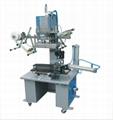 Heat Transfer Machine for Conical Cups and Bottles