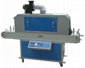 Cylinder UV curing machine