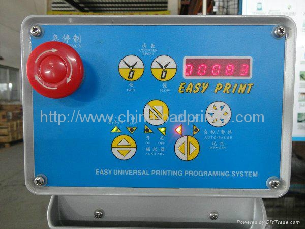 Sealed Cup 1 Color Pad Printer whit Lifted Head   3