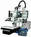Pneumatic-Drive Flat Screen Printing