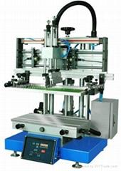 Mini Flat Screen Printing Machine Rodless Cylinder