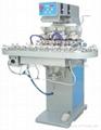 4-color PAD PRINTER with conveyer