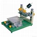 Precision manual screen machine