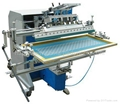 Pneumatic cylindrical Screen Printer(Long Tube Cylinder Screen Printer)