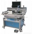 Pneumatic Flat Screen Printer