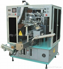 Single Color Automatic Screen Printer Machines for Soft Tubes