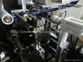 Fully automatic chain-type multicolor screen printing and hot stamping machine   5
