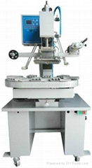 Flat Hot Stamping Machines with Conveyor