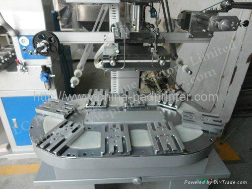 Flat Hot Stamping Machines with Conveyor   2