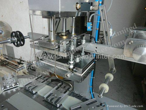 Flat Hot Stamping Machines with Conveyor   3