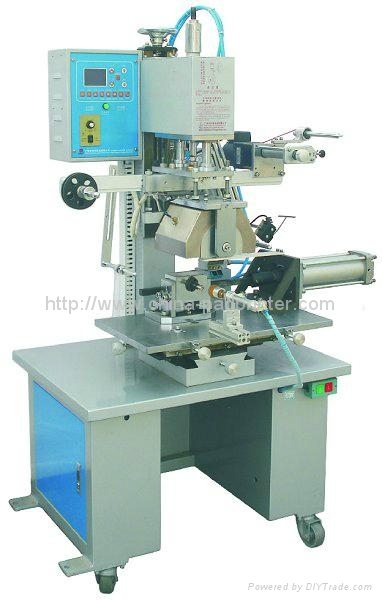 Hot-Stamping Machine for Polygonal/Rolling/Oval   1