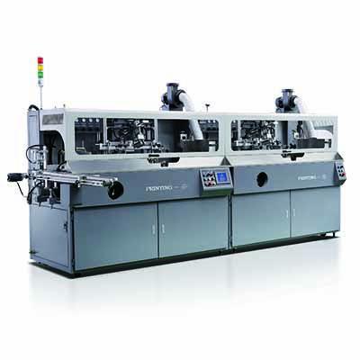 S102 multicolor universal auto screen printer 1