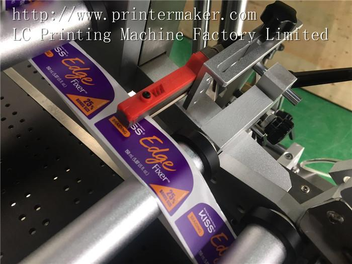 Automatic Labeling Machine for Card 7