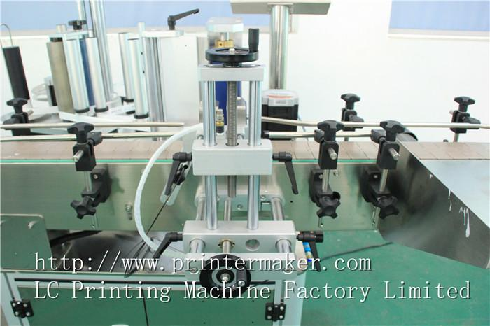 Automatic Labeling Machine For Bottles 4