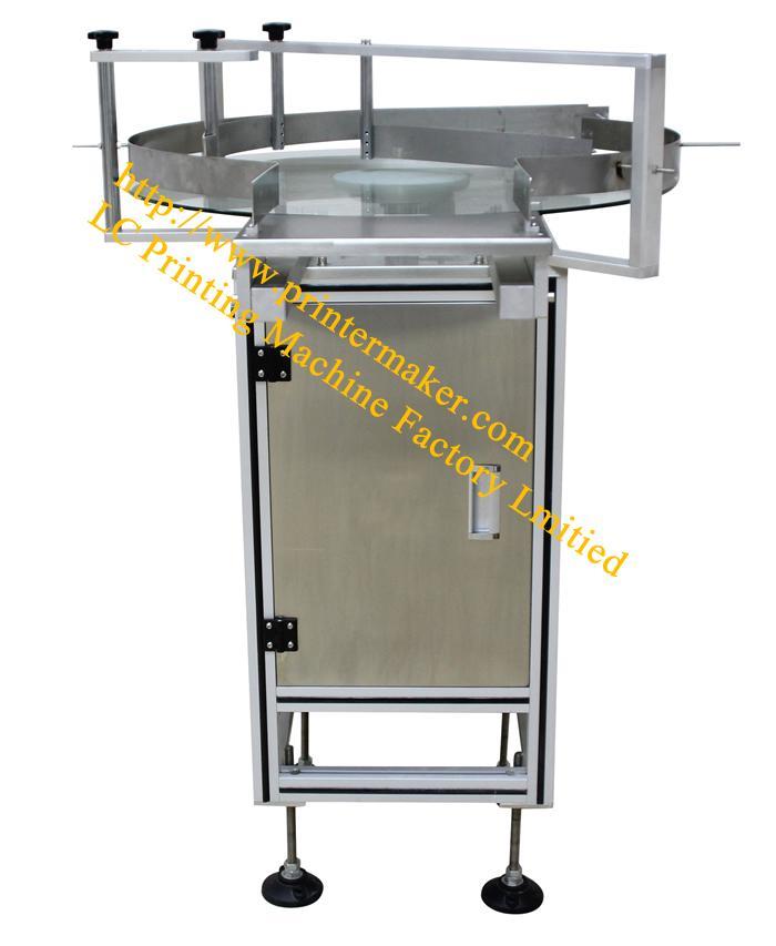 Automatic Bottles Feeding System of Labeling Machine 1