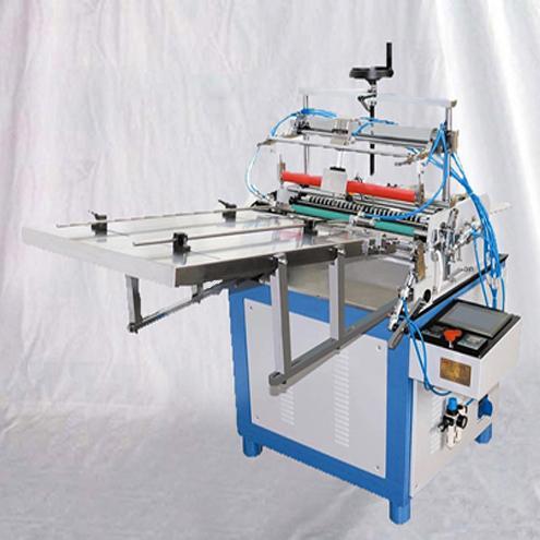Hot Melt Adhesive Labeling Machine with Automatic Arranging Feeding System 2