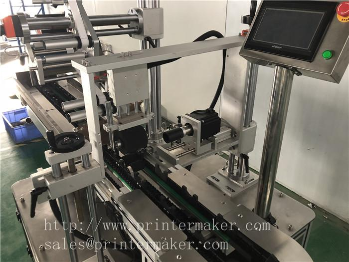 Automatic Labeling machine for toothbrush plastic packing box 15