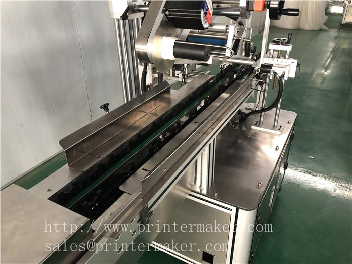 Automatic Labeling machine for toothbrush plastic packing box 20