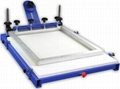 Flat Screen Press For Large Printing