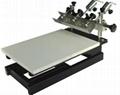 1 Color Micro-Adjustable Screen Printing