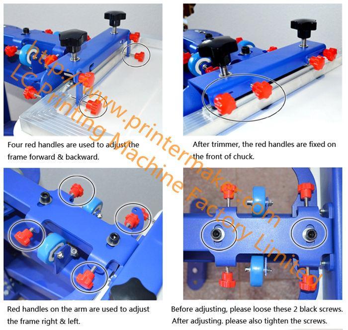 6 Color 6 Station Press Printer 4