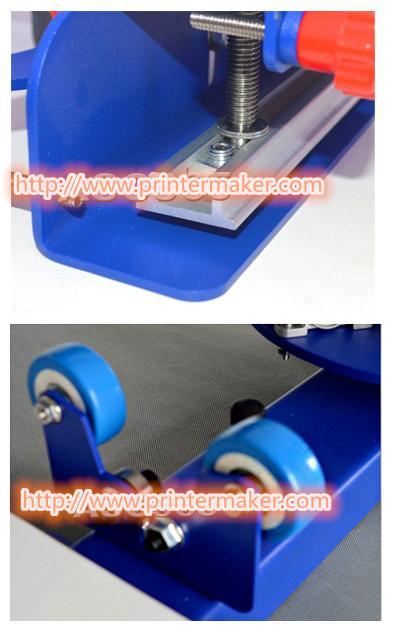 6 Color 6 Station Press Printer 6