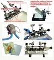 Manual Vacuum Screen Printing Machine 5