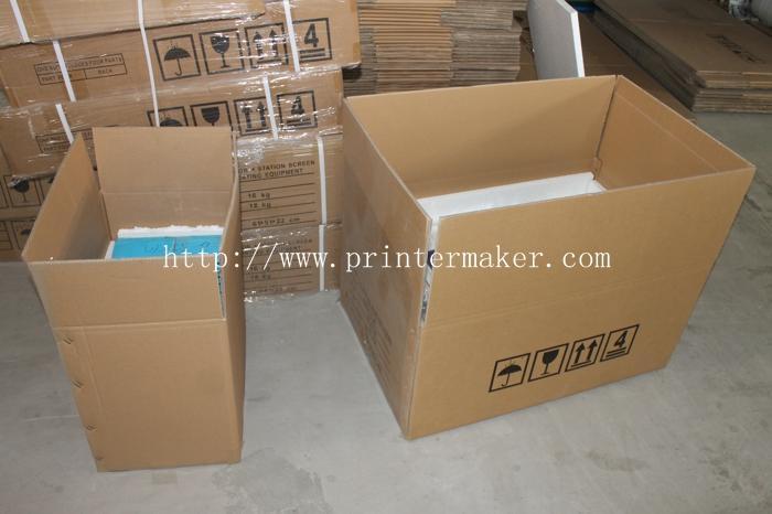 Manual Vacuum Screen Printing Machine 8