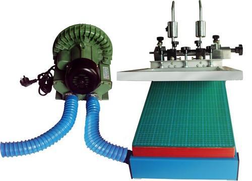 Manual Vacuum Screen Printing Machine 2