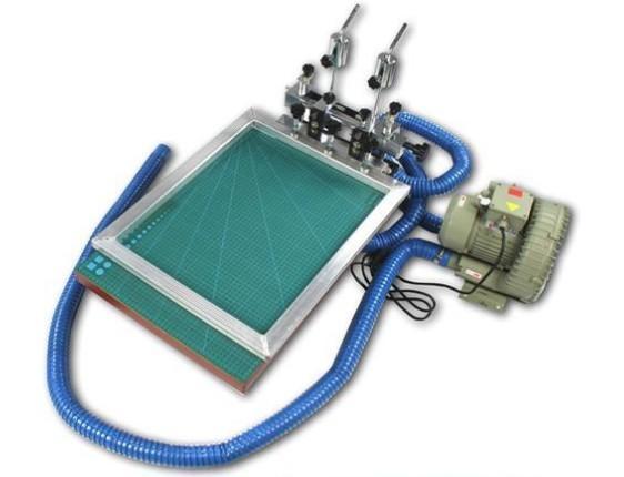 Manual Vacuum Screen Printing Machine 1
