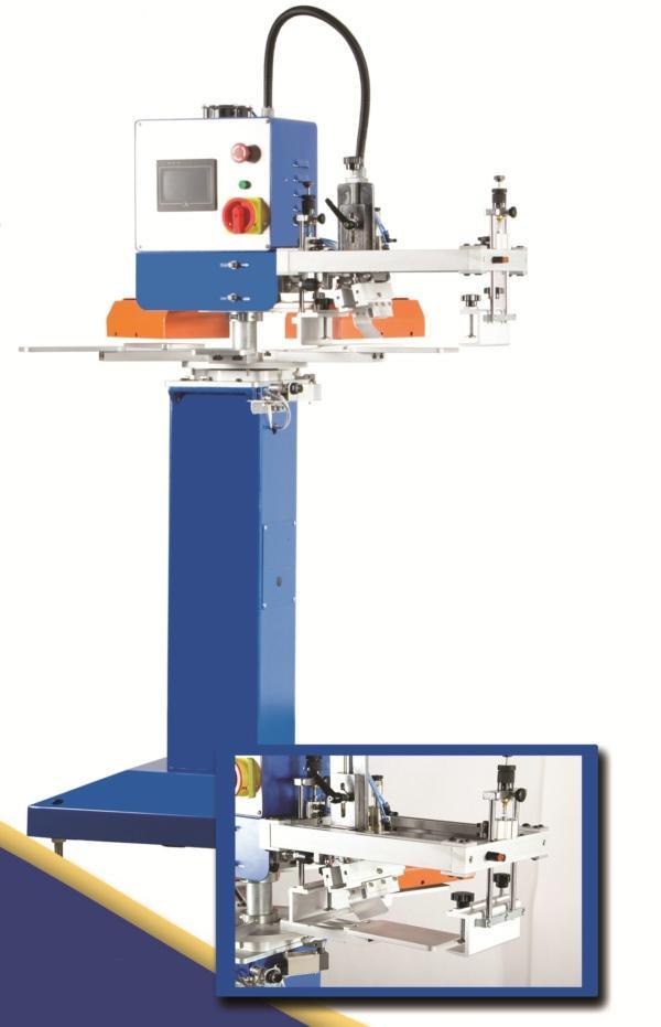 High Speed T Shirt Tagless Screen Printing Machine
