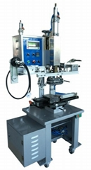 Multi Functional Hot Stamping Machine For Round and Flat Products