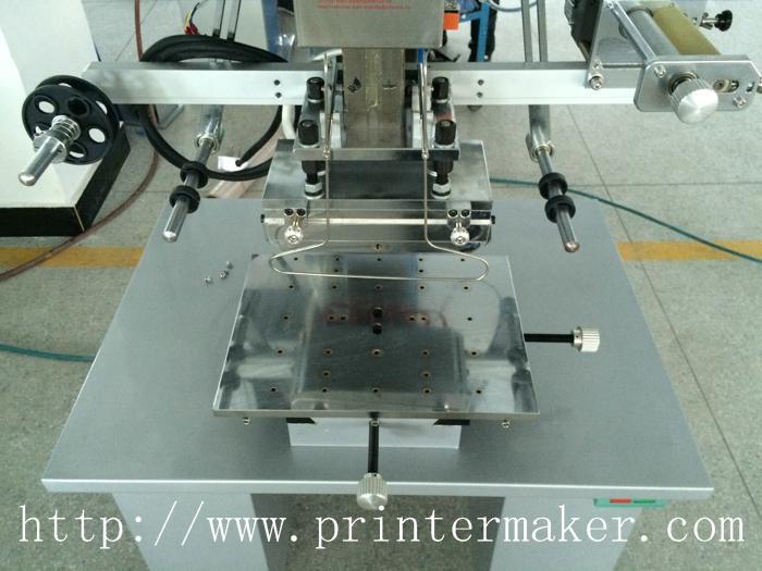 Flat Hot Stamping Machine 3