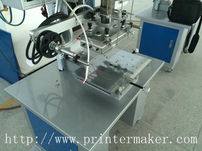 Flat Hot Stamping Machine 9