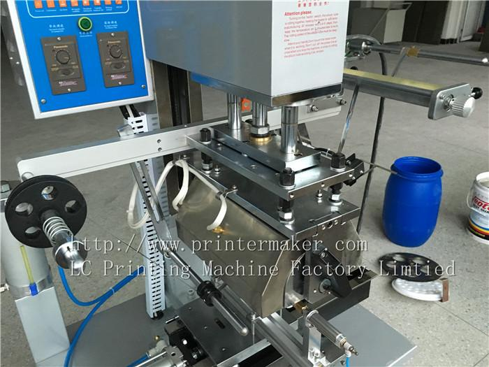 Flat and Cylindrical Hot Stamping Machine 5