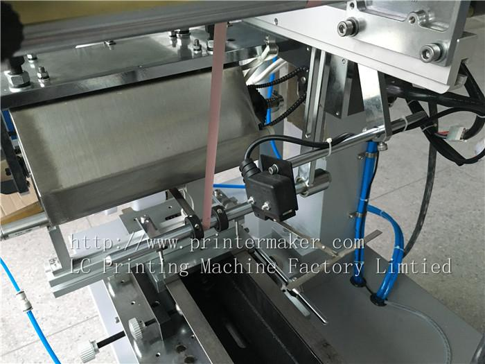 Flat and Cylindrical Hot Stamping Machine 7