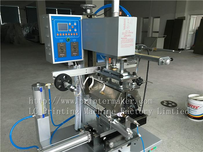 Flat and Cylindrical Hot Stamping Machine 8
