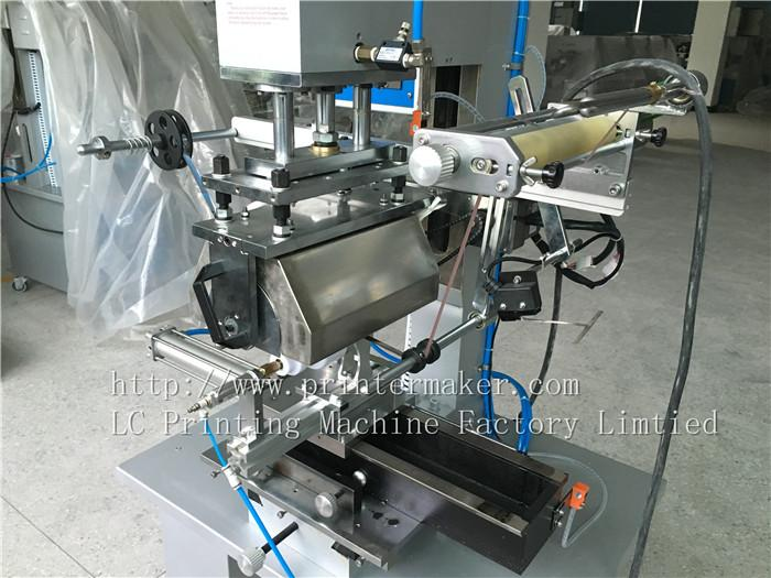 Flat and Cylindrical Hot Stamping Machine 12