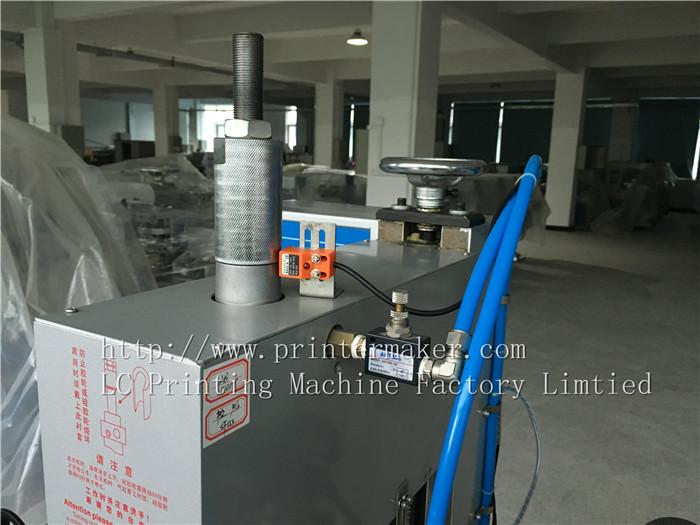 Flat and Cylindrical Hot Stamping Machine 17