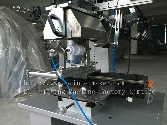 Flat and Cylindrical Hot Stamping Machine 18